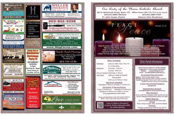 2nd Sunday Advent 12-6