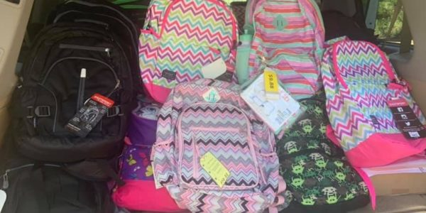 Back to school shop backpack pic